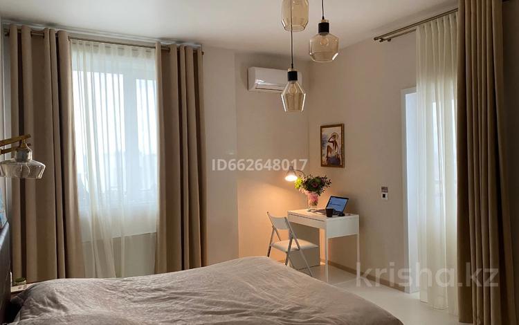 2-комнатная квартира, 67 м², 17/20 этаж, Туркестан 10 за 34 млн 〒 в Нур-Султане (Астана), Есиль р-н