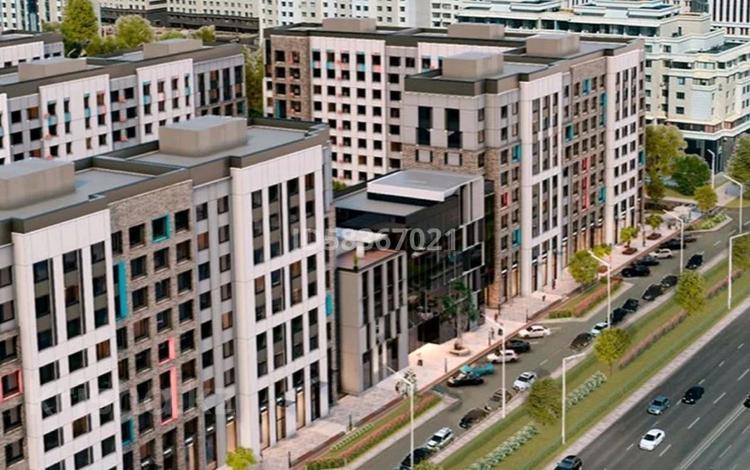 2-комнатная квартира, 66 м², 6/9 этаж, проспект Мангилик Ел участок 41 — Бухар жырау за 24.5 млн 〒 в Нур-Султане (Астана), Есиль р-н