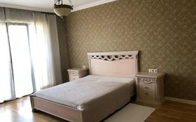 5-комнатная квартира, 250 м², 2/3 этаж помесячно, мкр Горный Гигант, Жамакаева 256 за 1.5 млн 〒 в Алматы, Медеуский р-н