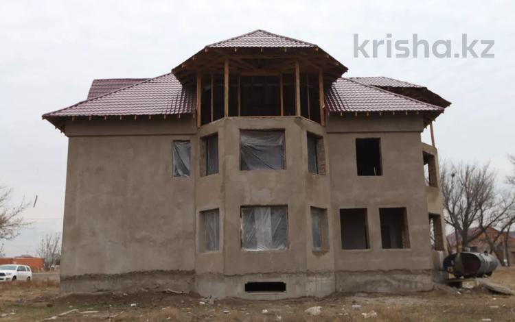 12-комнатный дом, 650 м², 40 сот., Новая 1 — Куат за 57 млн 〒 в Алматинской обл.