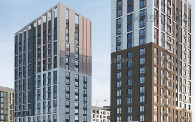2-комнатная квартира, 61.31 м², 16 этаж, Мухамедханова — 306 за ~ 20.6 млн 〒 в Нур-Султане (Астана), Есиль р-н