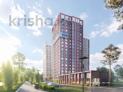 2-комнатная квартира, 84.24 м², 19/21 этаж, Аль-Фараби — Ходжанова за 54.5 млн 〒 в Алматы, Бостандыкский р-н