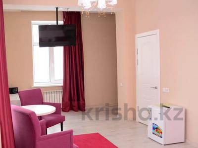 1-комнатная квартира, 50 м², 22/22 этаж посуточно, Қабанбай батыр 11 за 7 000 〒 в Нур-Султане (Астана), Есиль р-н — фото 3