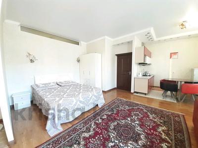 1-комнатная квартира, 45 м² посуточно, Достык 13 за 6 000 〒 в Нур-Султане (Астана), Есиль р-н