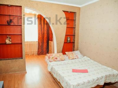 1-комнатная квартира, 45 м², 6/10 этаж посуточно, Момышулы 16 за 8 000 〒 в Нур-Султане (Астана)
