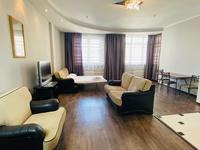 1-комнатная квартира, 45 м², 12/20 этаж посуточно, Достык 160 — Ньютона за 13 000 〒 в Алматы, Медеуский р-н