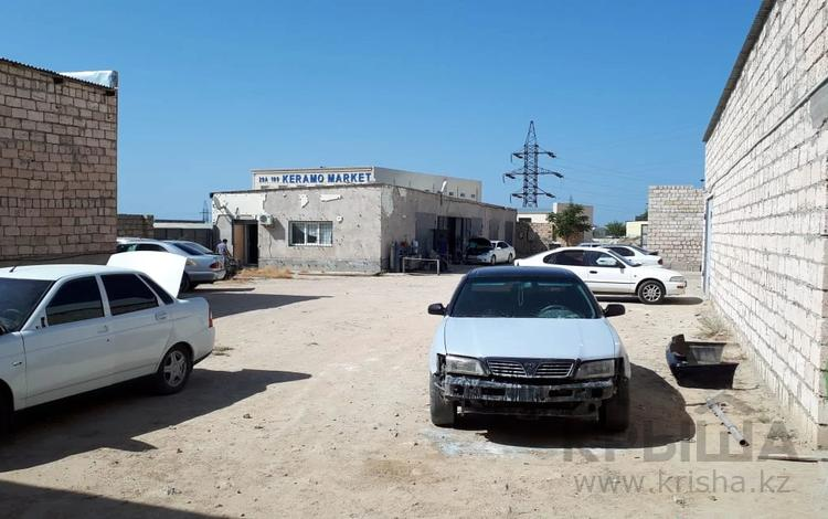 СТО, базы, другой бизнес за 43 млн 〒 в Актау, 29а мкр