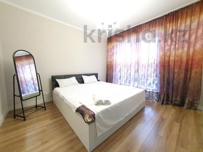 1-комнатная квартира, 40 м², 3/14 этаж посуточно, Брауна 20 — Розыбакиева за 13 000 〒 в Алматы