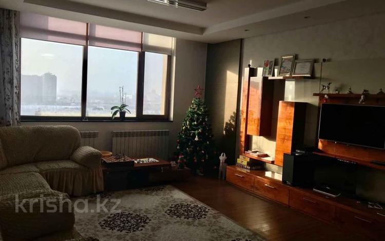 5-комнатная квартира, 190 м², 11/21 этаж, Ахмета Байтурсынова за 97 млн 〒 в Нур-Султане (Астана), Алматы р-н