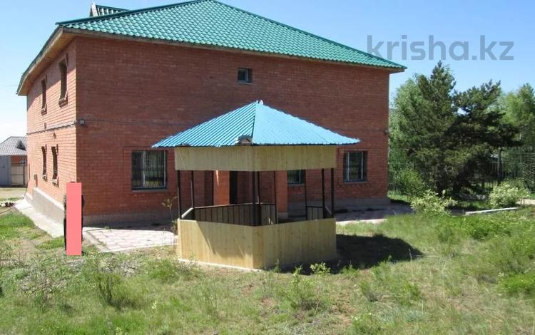 6-комнатный дом, 340 м², 20 сот., ул. Энергетиков за 47.5 млн 〒 в Щучинске