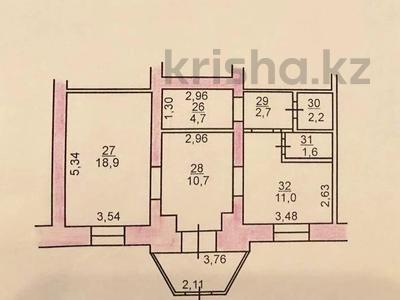 Магазин площадью 51.8 м², Желтоксан — Богенбай батыра за 69 млн 〒 в Алматы, Алмалинский р-н — фото 10