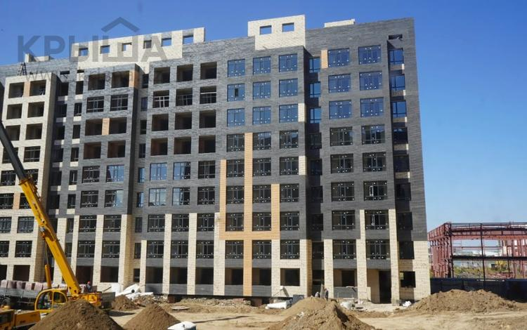 2-комнатная квартира, 50.19 м², Коргалжынское шоссе 17 за ~ 14.6 млн 〒 в Нур-Султане (Астана), Есиль р-н