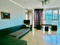 3-комнатная квартира, 85 м², 19/20 этаж посуточно, Достык 160 за 20 000 〒 в Алматы, Медеуский р-н