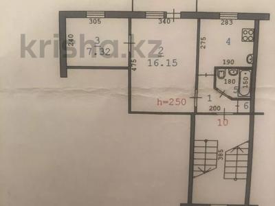 2-комнатная квартира, 40 м², 4/5 этаж, Ломоносова 30 за 6 млн 〒 в Актобе, Старый город — фото 7