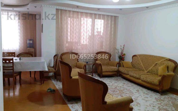 3-комнатная квартира, 86.2 м², 9/24 этаж, Момышулы 7 за 28.5 млн 〒 в Нур-Султане (Астане), Алматы р-н