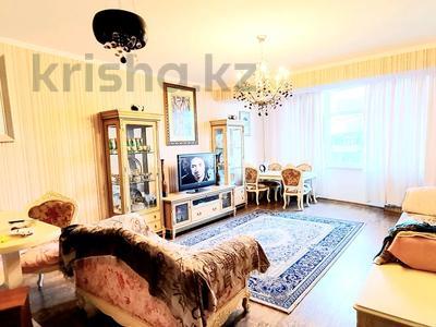 3-комнатная квартира, 114 м², 9/12 этаж, мкр Самал-2 за 60 млн 〒 в Алматы, Медеуский р-н