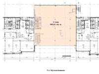 Помещение площадью 637 м², Мухамеджанова 5 — Пр. Туран за 7 000 〒 в Нур-Султане (Астана), Есиль р-н