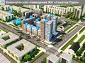 3-комнатная квартира, 130 м², 3/23 этаж, Айнакол 66/1 за ~ 27.9 млн 〒 в Нур-Султане (Астана), Алматы р-н — фото 8