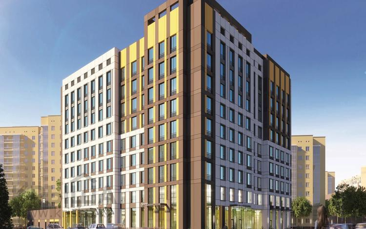 2-комнатная квартира, 51.1 м², Бейсековой — Жамбыла за ~ 13.8 млн 〒 в Нур-Султане (Астана)