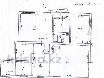 7-комнатный дом, 152.6 м², 6.85 сот., Заречная 11 за ~ 13.3 млн 〒 в Талгаре — фото 42