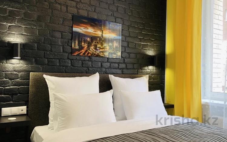 2-комнатная квартира, 55 м², 5/22 этаж посуточно, проспект Гагарина 287/2 — Аль-фараби за 17 000 〒 в Алматы, Бостандыкский р-н