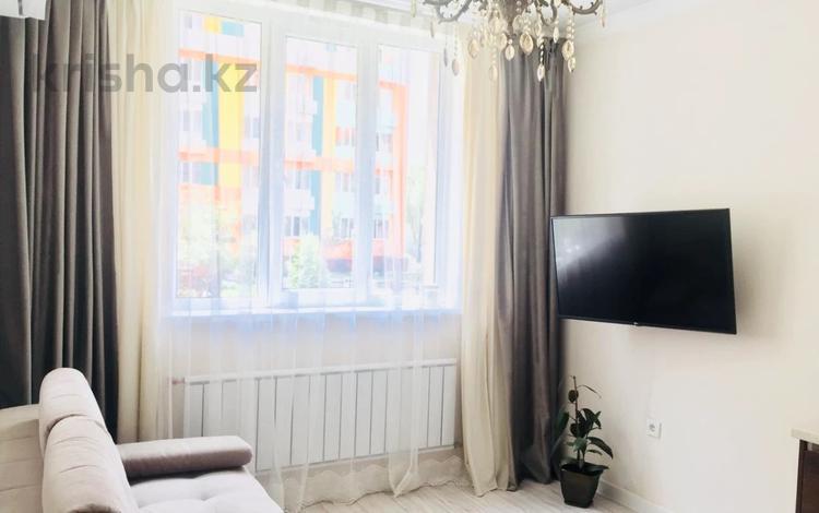 2-комнатная квартира, 39 м², 1/12 этаж, Сатпаева 90а — Туркебаева за 22.9 млн 〒 в Алматы, Бостандыкский р-н