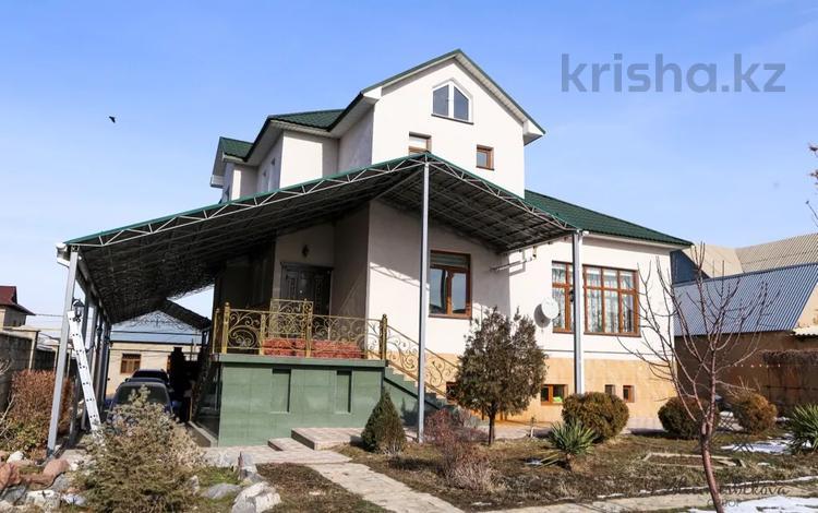 10-комнатный дом, 428.3 м², 8 сот., Абайский р-н, мкр Самал-2 за 100 млн 〒 в Шымкенте, Абайский р-н