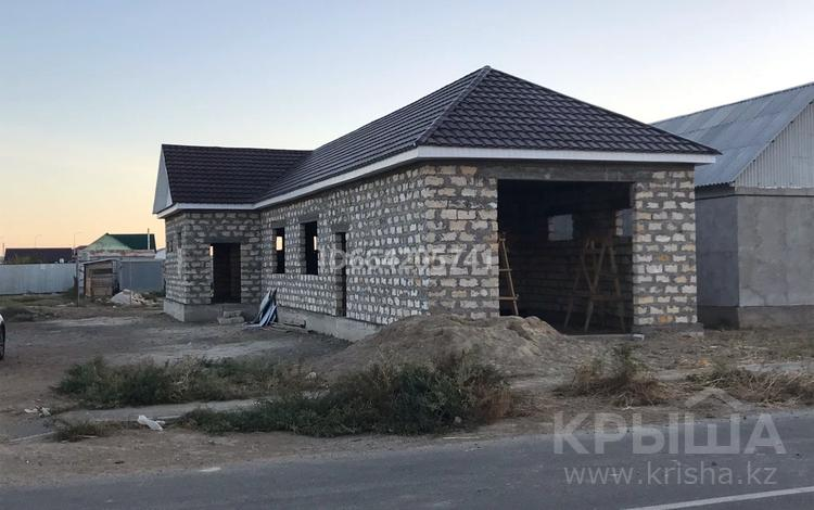 3-комнатный дом, 118 м², 8 сот., мкр Водников-2 за 10 млн 〒 в Атырау, мкр Водников-2