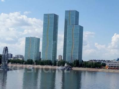 2-комнатная квартира, 60 м², 25/40 этаж посуточно, Желтоксан 2/2 за 15 000 〒 в Нур-Султане (Астана)