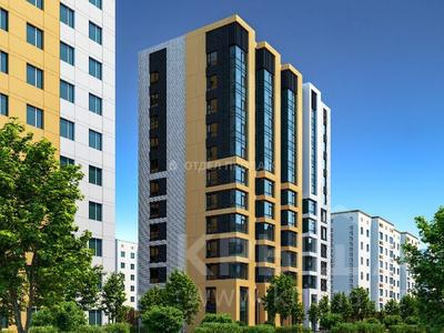 1-комнатная квартира, 37.85 м², Каиыма Мухамедханова за ~ 10.4 млн 〒 в Нур-Султане (Астана), Есиль р-н