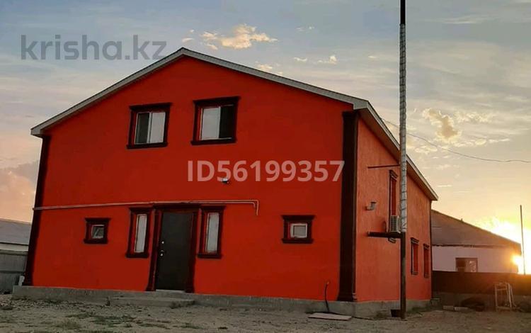 9-комнатный дом, 280 м², 10 сот., Саден Айтжанов 561 за 28.5 млн 〒 в Кульсары