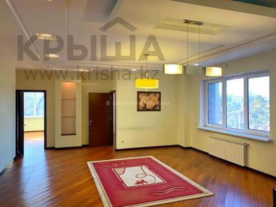 4-комнатная квартира, 132 м², 4/22 этаж, Кабанбай батыра за 85 млн 〒 в Алматы, Алмалинский р-н