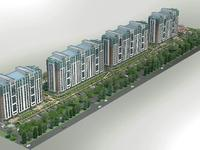 2-комнатная квартира, 49.2 м², 6/12 этаж, Кульжинский тракт 156/5 — Бухтарминской за ~ 14.8 млн 〒 в Талгаре