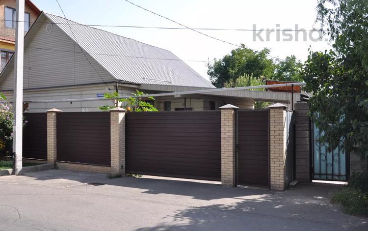 4-комнатный дом, 120 м², 7 сот., Тельмана — Спасская за 48 млн 〒 в Алматы, Турксибский р-н