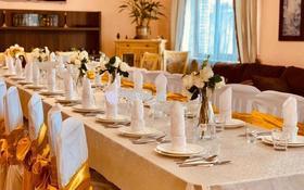 9-комнатный дом посуточно, 550 м², 11 сот., мкр Калкаман-2, Ашимова 216 за 80 000 〒 в Алматы, Наурызбайский р-н
