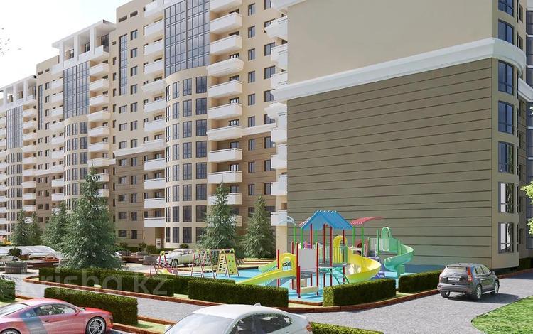 1-комнатная квартира, 48.1 м², Толе би — Гагарина за ~ 19.9 млн 〒 в Алматы, Алмалинский р-н