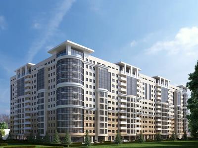 1-комнатная квартира, 48.1 м², Толе би — Гагарина за ~ 21.7 млн 〒 в Алматы, Алмалинский р-н