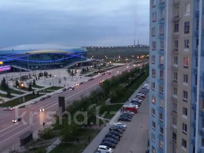 2-комнатная квартира, 54 м², 10/14 этаж помесячно, мкр Акбулак за 120 000 〒 в Алматы, Алатауский р-н — фото 14