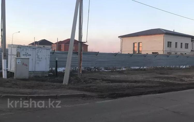 Участок 17.4 сотки, Мугалжар 26 за 59 млн 〒 в Нур-Султане (Астана), Есиль р-н