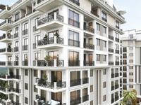2-комнатная квартира, 55 м², 6/9 этаж, Alanya за 42.5 млн 〒 в