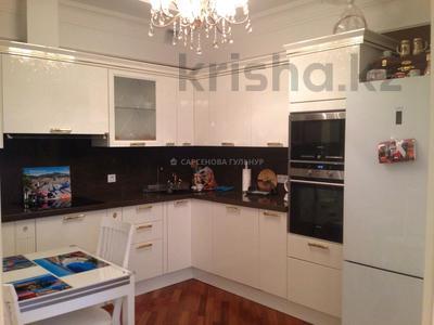 3-комнатная квартира, 130 м², 7/8 этаж помесячно, Омаровой 37 за 950 000 〒 в Алматы, Медеуский р-н — фото 2