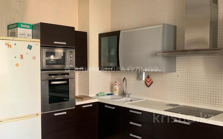 3-комнатная квартира, 115 м², 5/10 этаж помесячно, Тимирязева 5 за 280 000 〒 в Алматы, Бостандыкский р-н