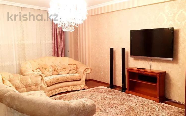 4-комнатная квартира, 170 м², 1/9 этаж посуточно, мкр Самал-2, Самал 2 16/Б за 35 000 〒 в Алматы, Медеуский р-н