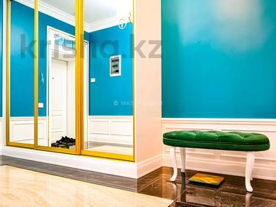 4-комнатная квартира, 155 м², 6/16 этаж, Гагарина проспект 124 — Абая за 120 млн 〒 в Алматы, Бостандыкский р-н