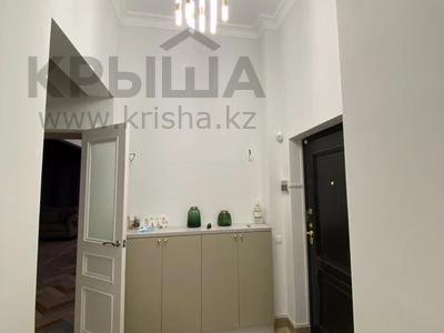 4-комнатная квартира, 170 м², 1/7 этаж, Манаева — Затаевича за 125 млн 〒 в Алматы, Медеуский р-н