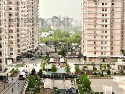 1-комнатная квартира, 50 м², 6/13 этаж посуточно, Навои 210 — Торайгырова за 10 000 〒 в Алматы, Бостандыкский р-н