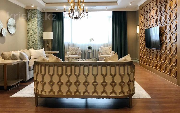 5-комнатная квартира, 280 м², 14/14 этаж помесячно, Луганского 1 — Сатпаева за 1.2 млн 〒 в Алматы, Медеуский р-н