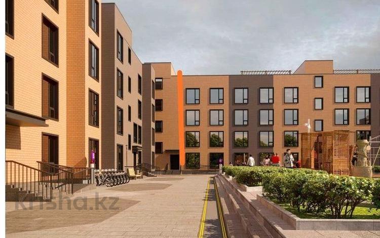 3-комнатная квартира, 83.82 м², Кургальжинское шоссе 108 за ~ 21.1 млн 〒 в Нур-Султане (Астане), Есильский р-н