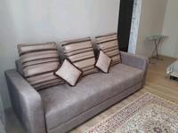 1-комнатная квартира, 33 м², 2/4 этаж посуточно, Ауэзова 183 за 10 000 〒 в Алматы, Бостандыкский р-н