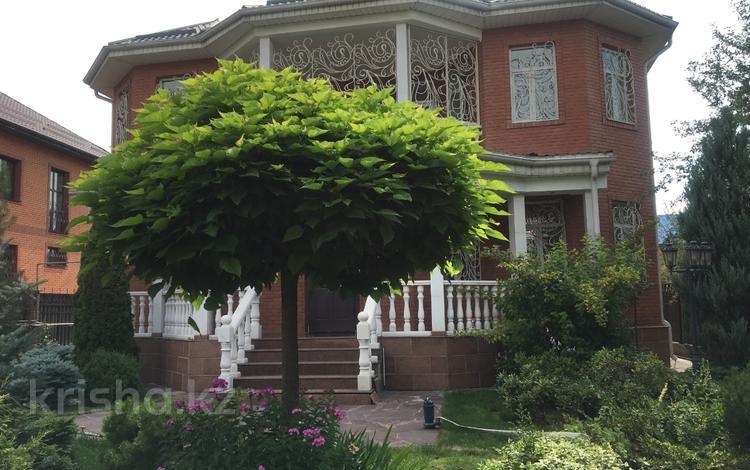 6-комнатный дом, 320 м², 7.5 сот., Мкр Таугуль-3 за 183 млн 〒 в Алматы, Бостандыкский р-н